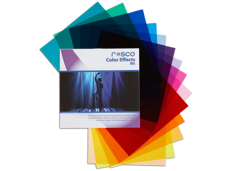 Color Effects Filter Kit Rosco